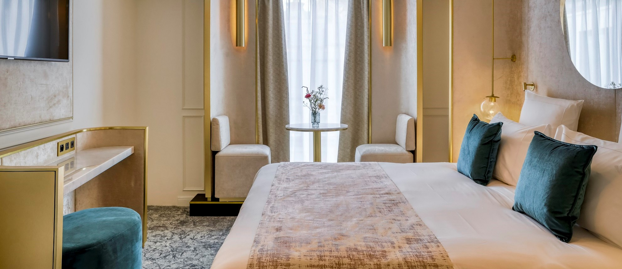 Maison Albar Hotels Le Vendome Suite Vendome