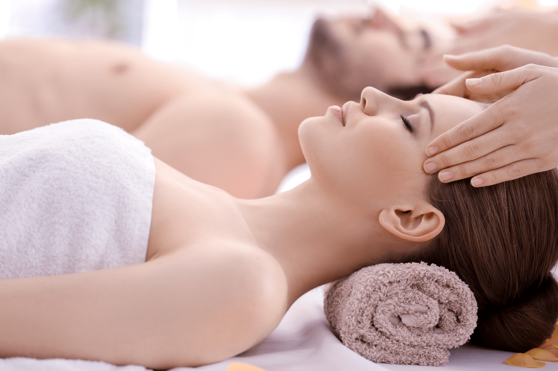 Spa Vendome by Carita soin massage